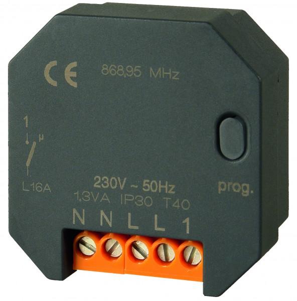 Empfänger/Schalteinheit INSTAT-868UP für die Infrarotheizung
