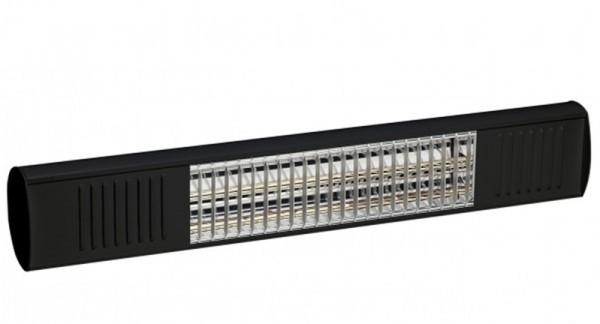 Infrarotstrahler Term 2000 IP67 in schwarz