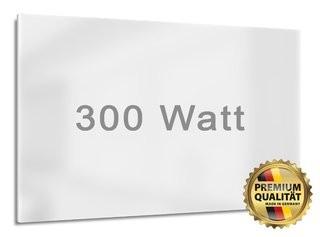Dynatherm Infrarotheizung mit 300 Watt