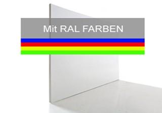 Infrarotheizung von Best-Therm mit einer ökologischen Pulverbeschichtung. Suche Sie die für Sie passende RAL-Farbe aus.