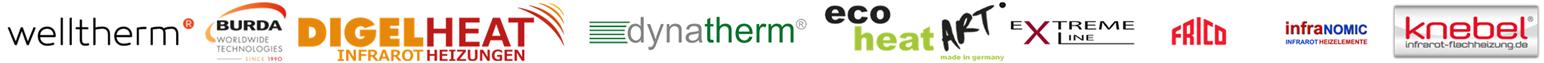 Infrarotheizung-hersteller-logo
