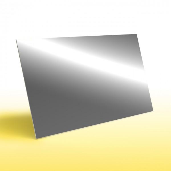 Infrarotheizung als Spiegelheizung Nomix Mirror ohne Rahmen