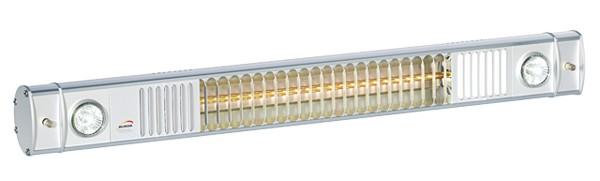 Infrarotstrahler PerfectClime Outdoor Term 2000 L&H Fix  Heizen & Kühlen mit Licht