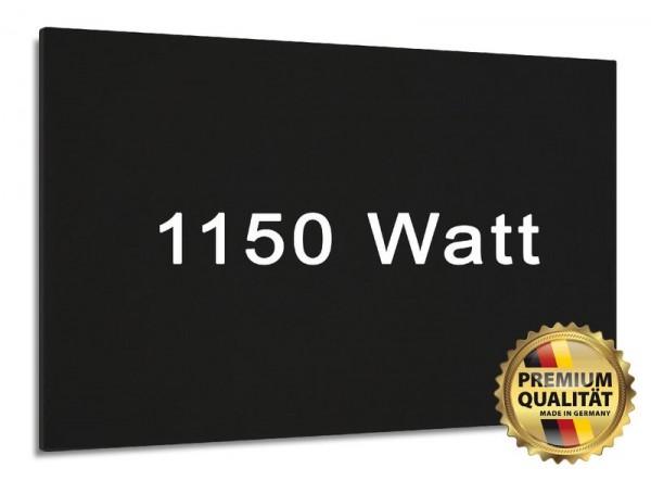 Bringt Heizpower in die Küche - die Infrarotheizung als Tafelheizung mit satten 1150 Watt