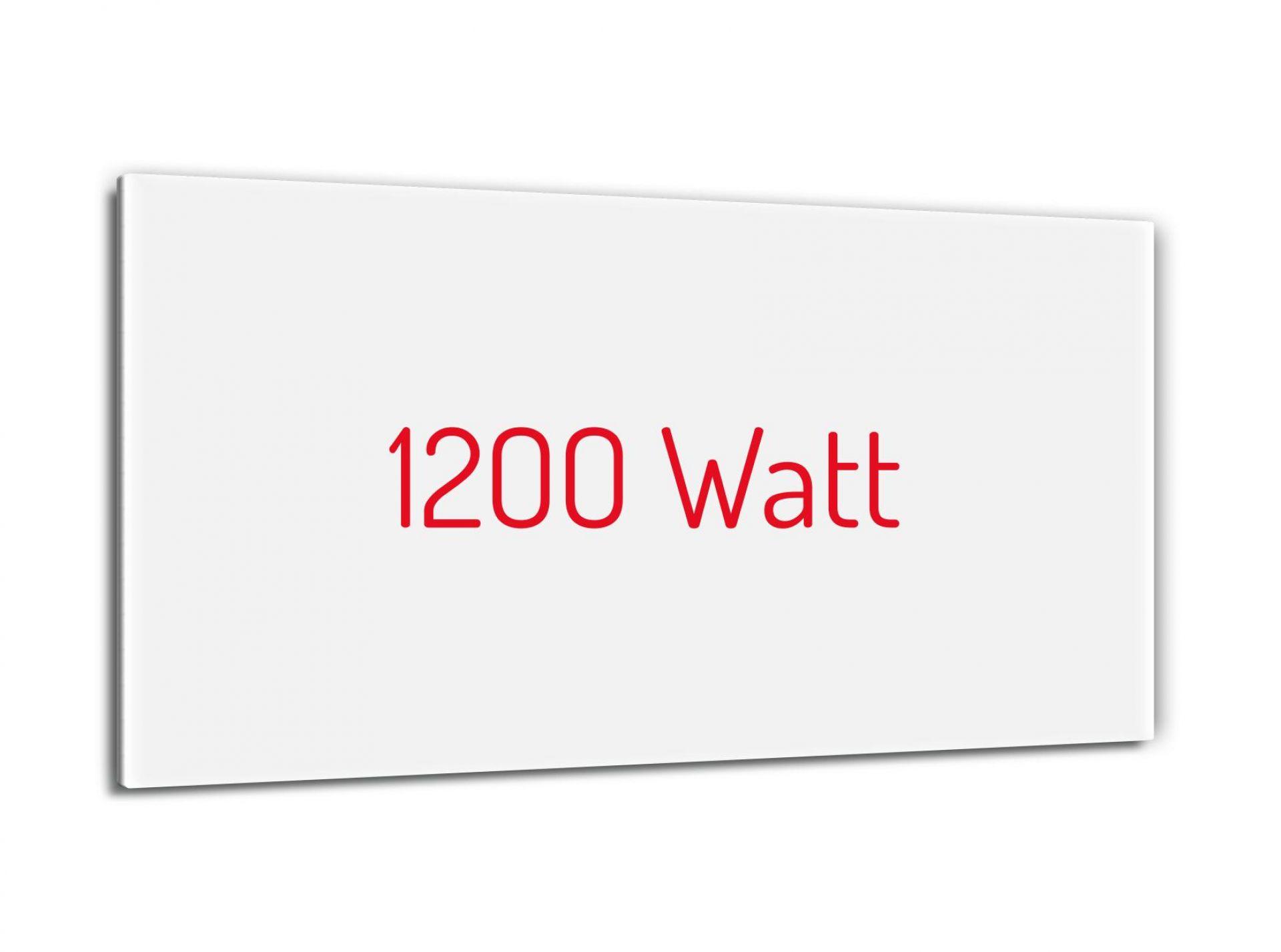 PowerSun Reflex, weiß, glatt, 1200 watt, Knebel infrarotheizungen