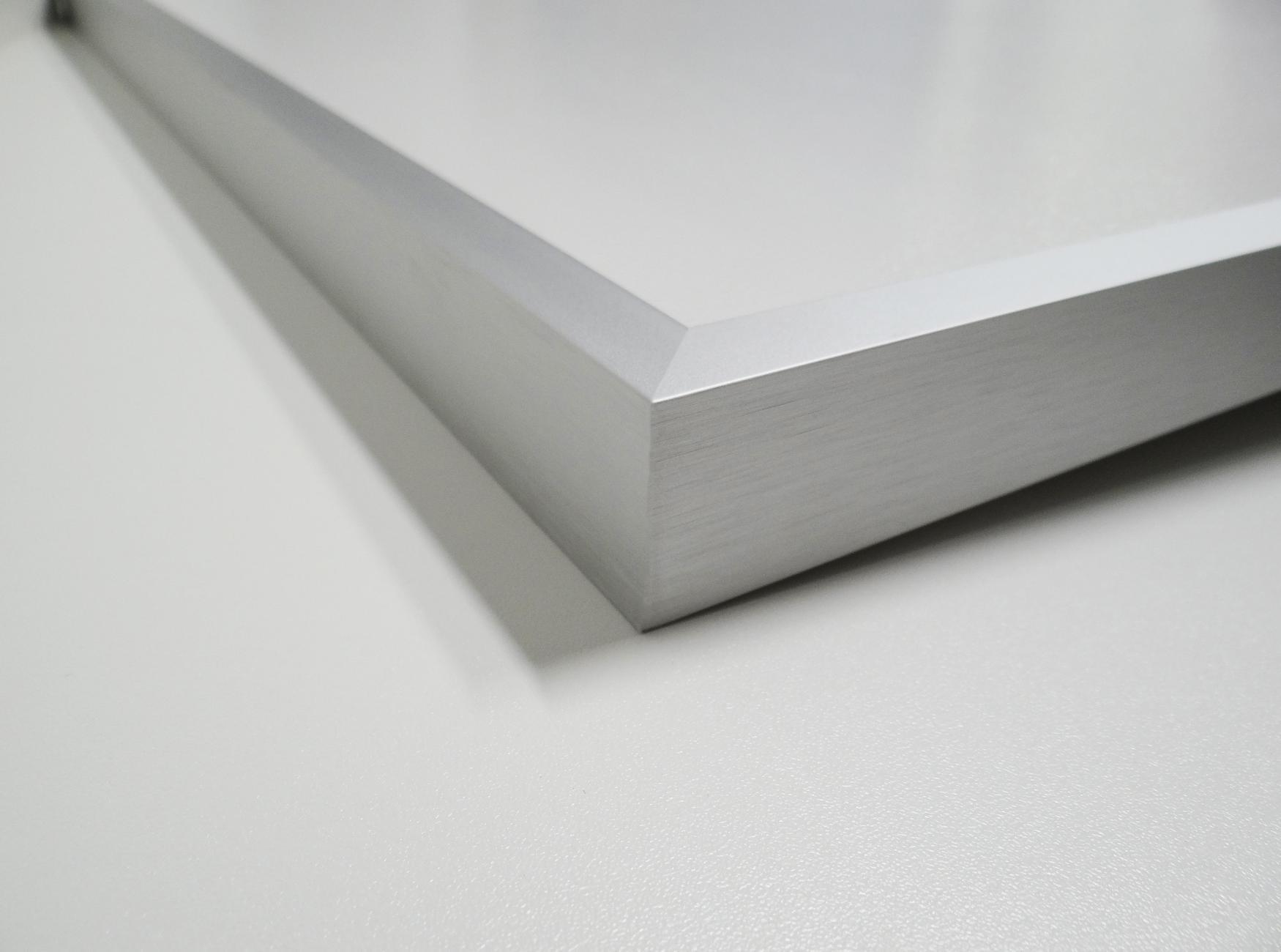 PowerSun Reflex, glatt, weiss, Rahmen, Knebel infrarotheizungen