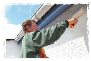 KlimaTec Exterieur - Fassadenfarbe