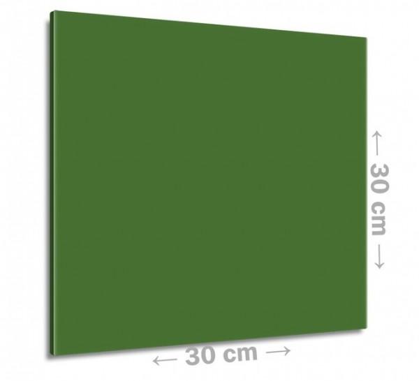 Infrarot - Heizelement in grün. Ideal für farbige Heizungskombinationen