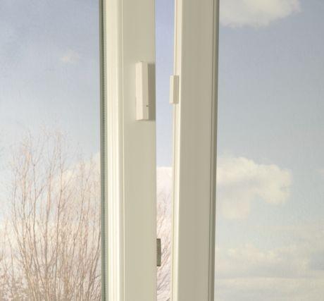 HomeMatic Funk-Fensterkontakt bei gekipptem Fenster