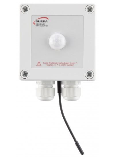 BPIR4 Bewegungsmelder und Temperatursensor in einem für bis zu 4,0 KW