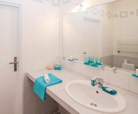 Infrarot-Speigelheizung-Badezimmer