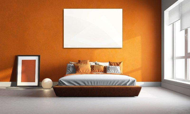 infrarotheizung-weiss-schlafzimmer