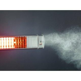 PerfectClime Outdoor Term 2000 L&H | Heizen - Kühlen - 180° Beleuchtung