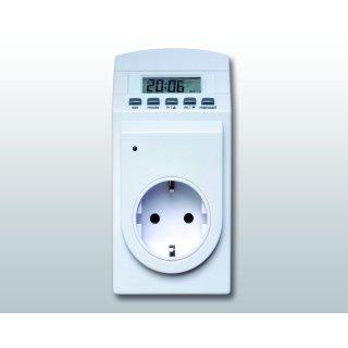 Steckdosenthermostat Thermo-Timer für Infrarotheizungen