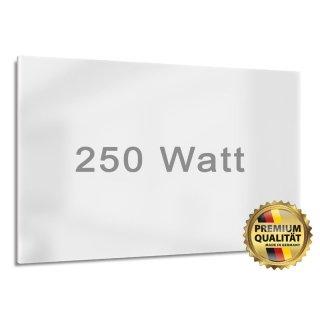 Infrarotheizung Klassik Glanz 250 Watt | 50 x 60 cm | für 3,5m²