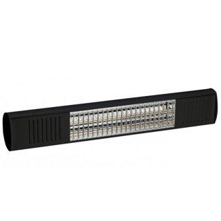 Term 2000 IP67 - 2000 Watt    Infrarotstrahler schwarz