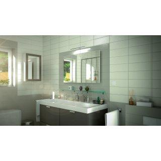 Infrarot Spiegelheizung 540 Watt | 80 x 60 cm | 7-13 m²