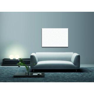 TESTANGEBOT Infrarotheizung PowerSun Reflex - 900 Watt   60x120cm   weiß, glatt