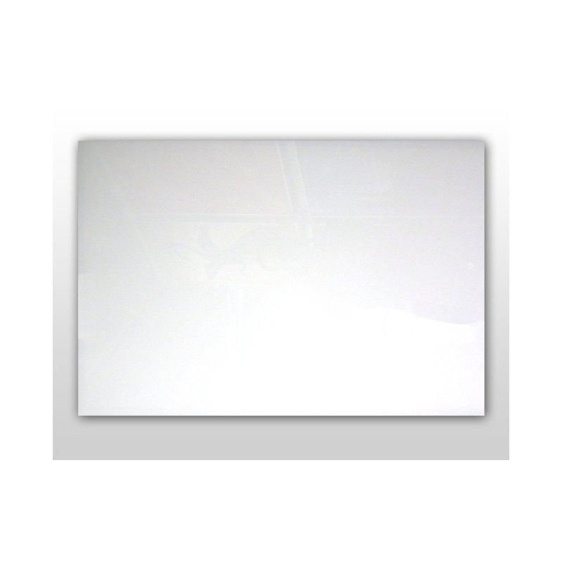 infrarotheizung nomix glas white 600 watt glasheizung. Black Bedroom Furniture Sets. Home Design Ideas