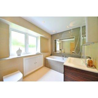 Infrarot Spiegelheizung 350 Watt | 90 x 30 cm | 4-8 m²