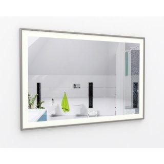Infrarot Spiegelheizung | 700 Watt | 60x120cm | LED-Beleuchtung