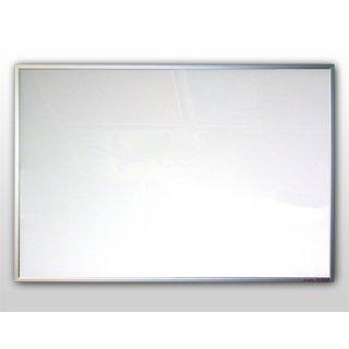 Infrarotheizung Nomix Glas White - 250 Watt | 35x90cm | Glasheizung mit Rahmen