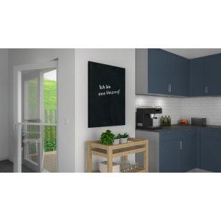 Infrarotheizung Tafelheizung 750 Watt | 90 x 70 cm | 11-18 m²