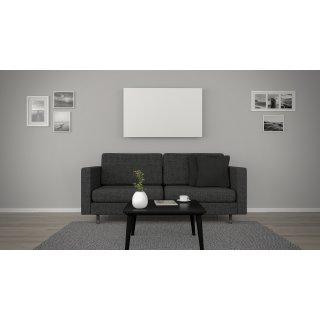 Infrarotheizung Klassik Matt 820 Watt   170 x 40 cm   12-20 m²