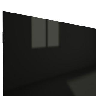 Infrarotheizung Black Glass 350 Watt | 90 x 30 cm | 4-8 m²