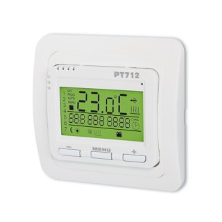 Digital-Thermostat PT712 Unterputz