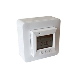 Elektronischer Thermostat TAP16R,16A, IP21 | Art.92790